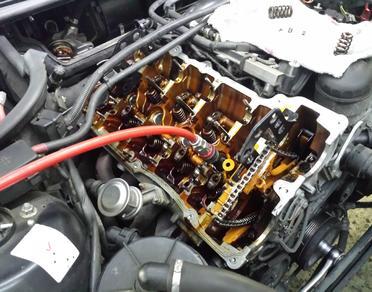 Motorinstandsetzung